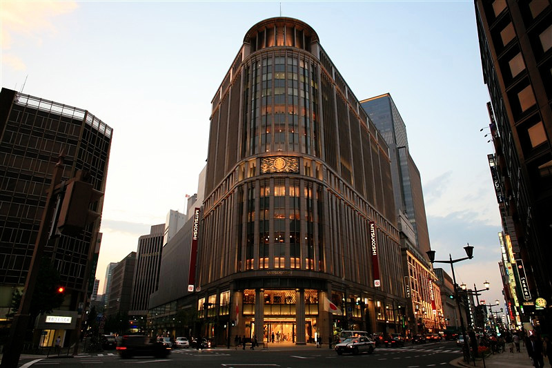 Mitsukoshi_department_store
