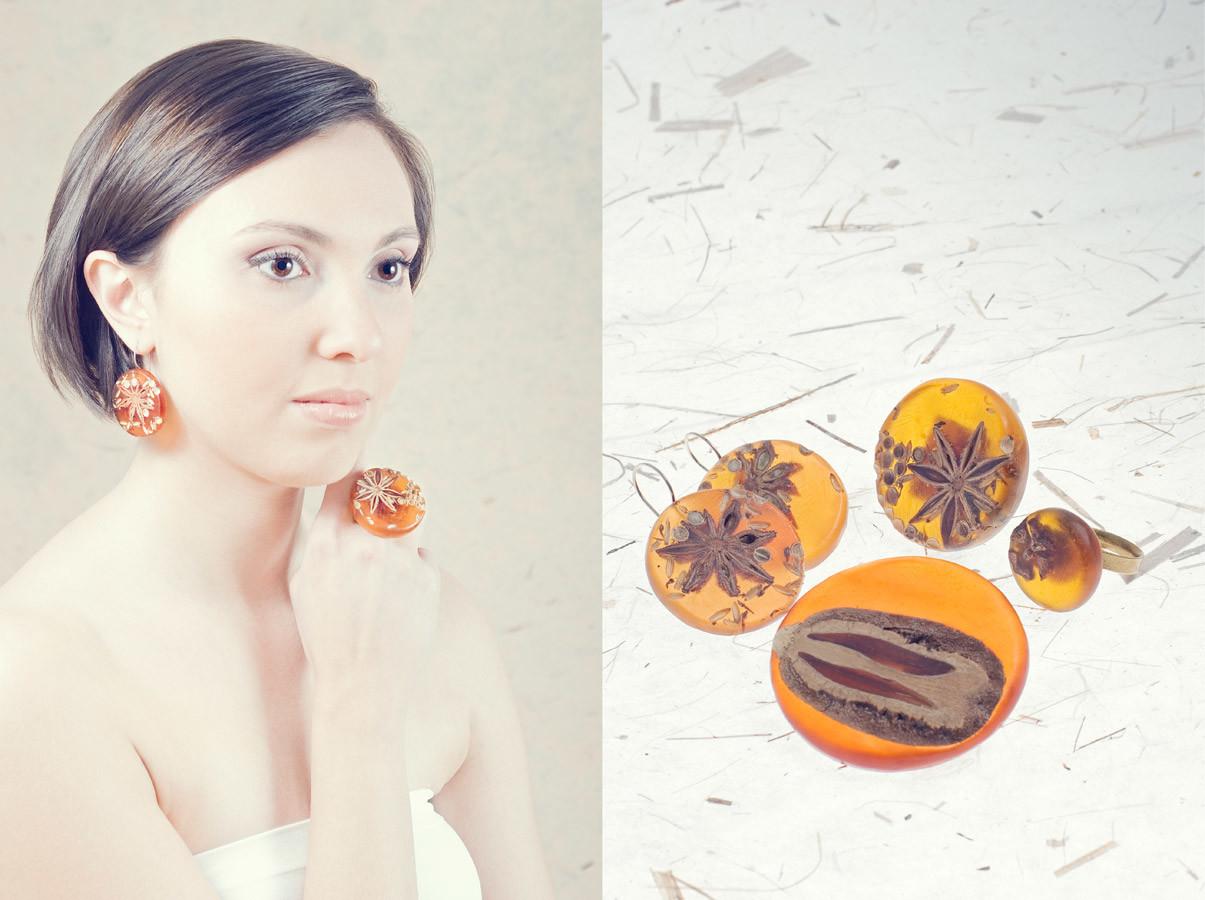 Jewellery, resin, sculture da indossare, Luciana Lavelli, Milano, gioielli in resina